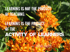 Activity of Learners
