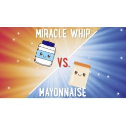 Small Crop Of Miracle Whip Vs Mayo