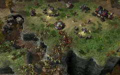 Zergling Attack