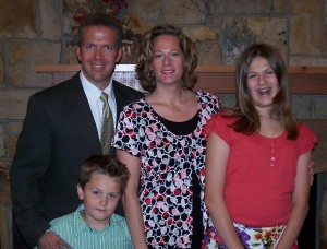 Huntsman Family 2009