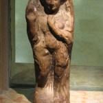 An Asherah figurine.