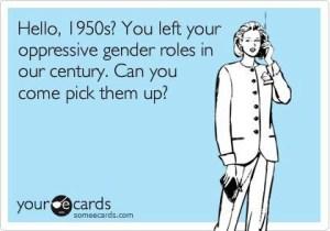 2014-01-20 Gender Roles