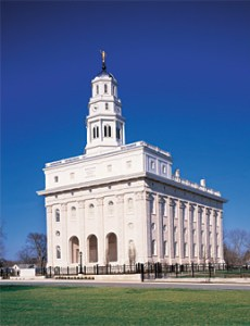 The first initiation temple: Nauvoo