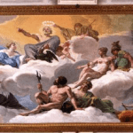The Council of Gods, Giovanni Lanfranco (From Wikimedia Commons)