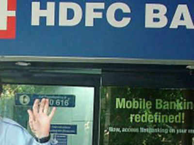 HDFC Bank launches 10-second personal loan disbursement - Times of India