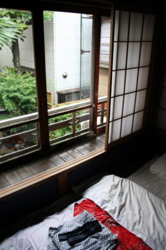 Japan - Traditional Tokyo Hostel (3)
