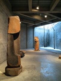 Noguchi Sculpture
