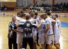 SCM Poli a pierdut cu CSM București după o fază discutabilă la final