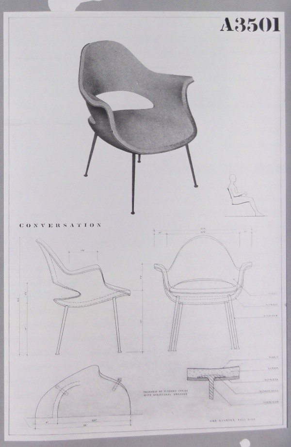 Eames Saarinen Chair