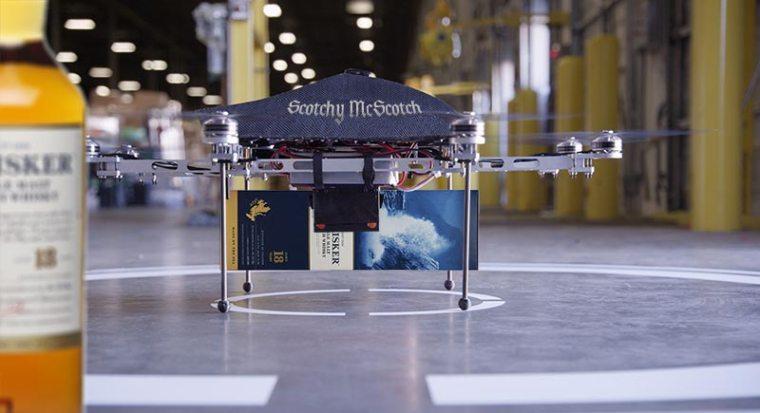 ScotchFinder drone!