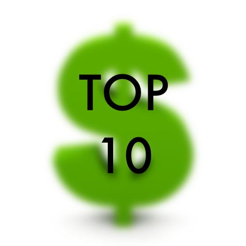 TOP 10 DOLLAR
