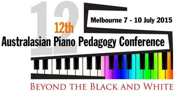 12th Australasian Piano Pedagogy Conference @ Victorial College of the Arts Secondary School | Southbank | Victoria | Australia