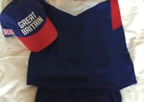 Tina Muir Great Britain