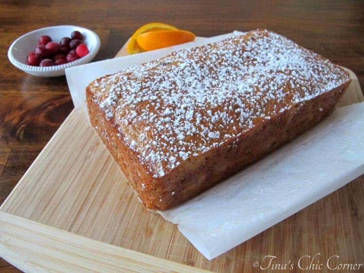 06Cranberry Orange Bread