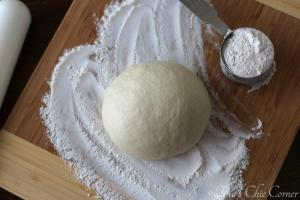 09Homemade Pizza Dough