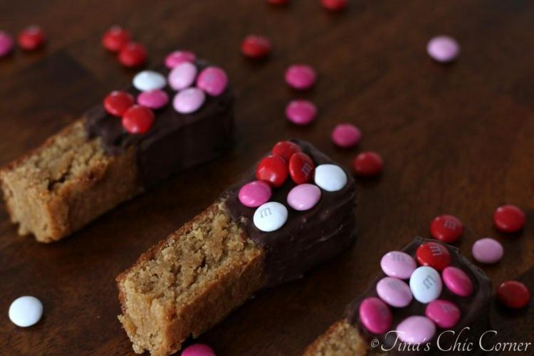 06Peanut Butter Chocolate Dipped Blondies