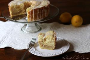 11Lemon Crumb Cake