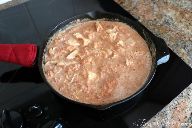 03Skillet Chicken Tikka Masala
