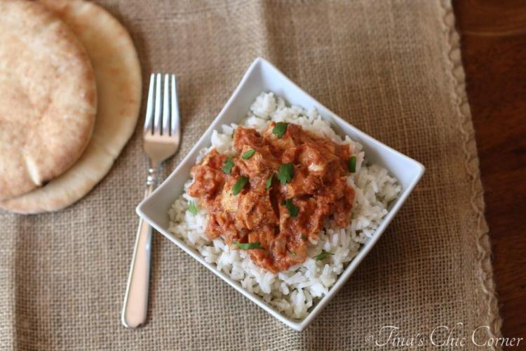 04Skillet Chicken Tikka Masala