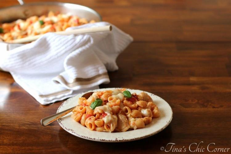 05Skillet Chicken Parmesan