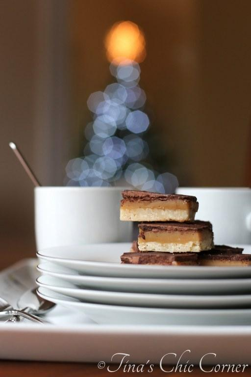 Chocolate Caramel Shortbread Squares01