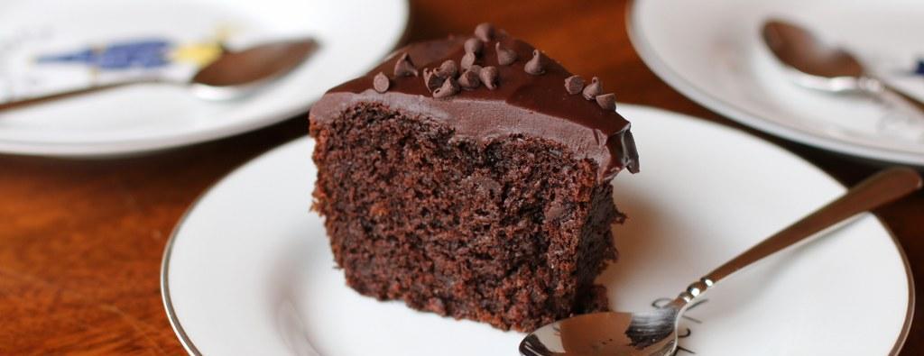 Too Much Chocolate Cake13