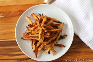 Baked French Fries01