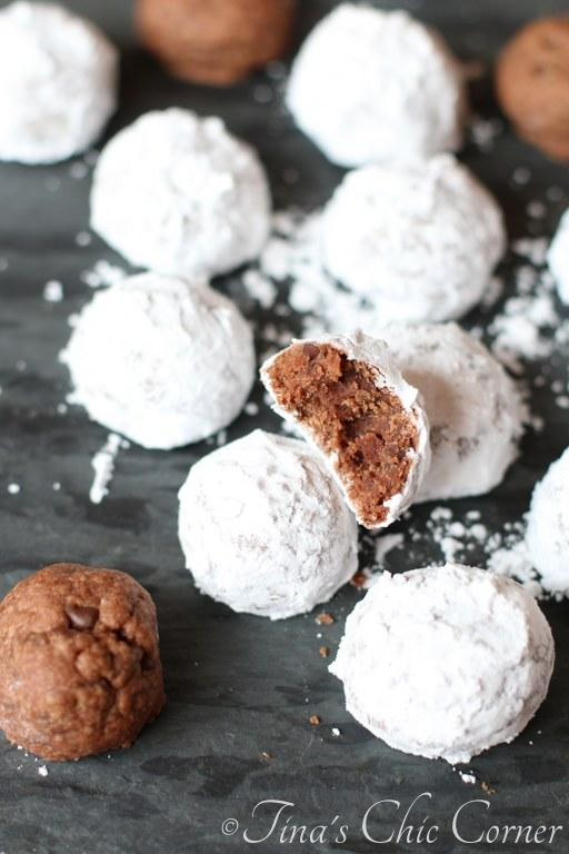 Double Chocolate Snowball Cookies08