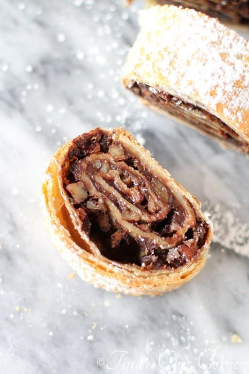 Chocolate Nut Strudel05