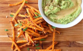 Garlic Sweet Potato Fries03