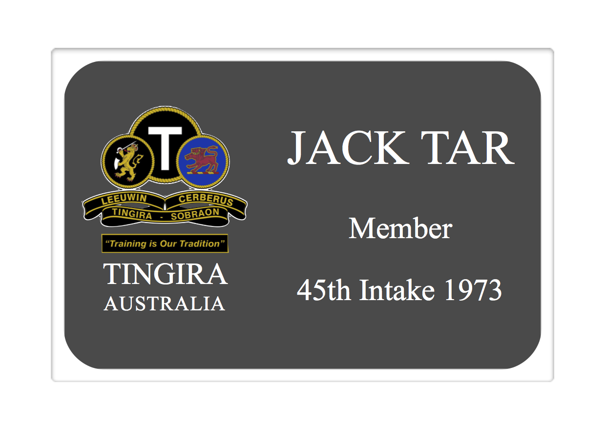 Membership Badge