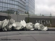 My favorite sculpture at MGM National Harbor