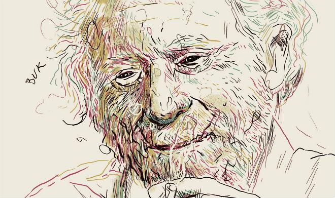 La carta de Bukowski al tipo que lo ayudó a convertirse en escritor de tiempo completo