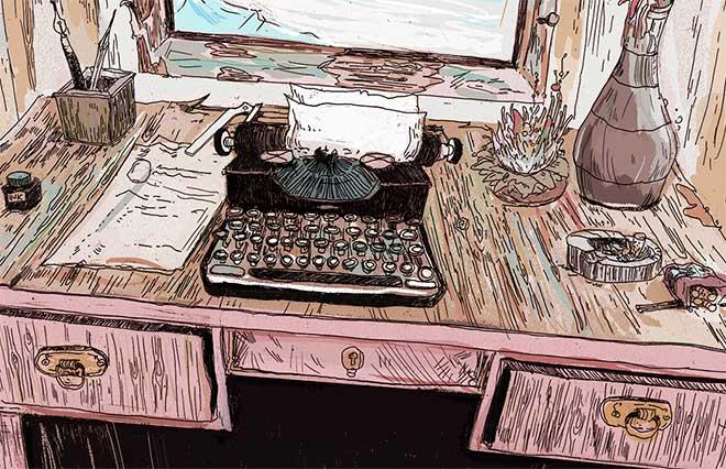 Vida y muerte de una novela inacabada o guía práctica para abandonar un texto
