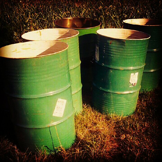 Water barrels