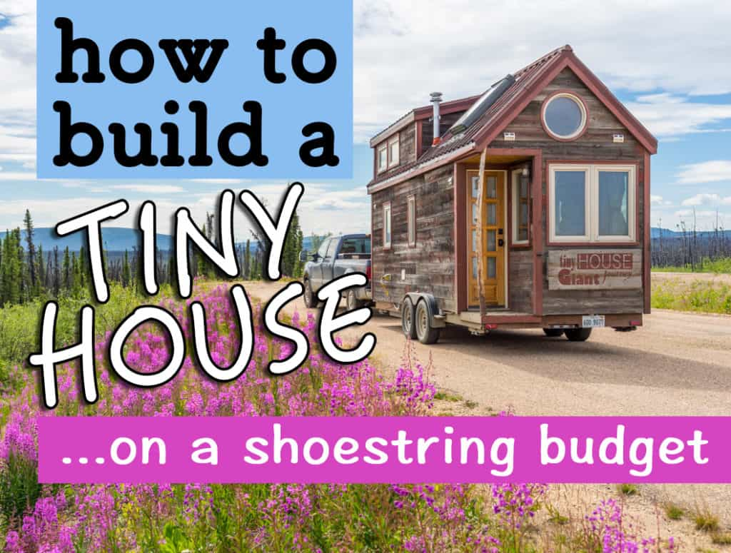 I The Appliances In My Tiny House Alone Cost Over 10000 A Home Built  On A Shoestring Budget Would Have To Be Frugal With Their Choices