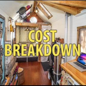 Tiny house giant journey page 2 of 20 travel for Cost breakdown to build a house