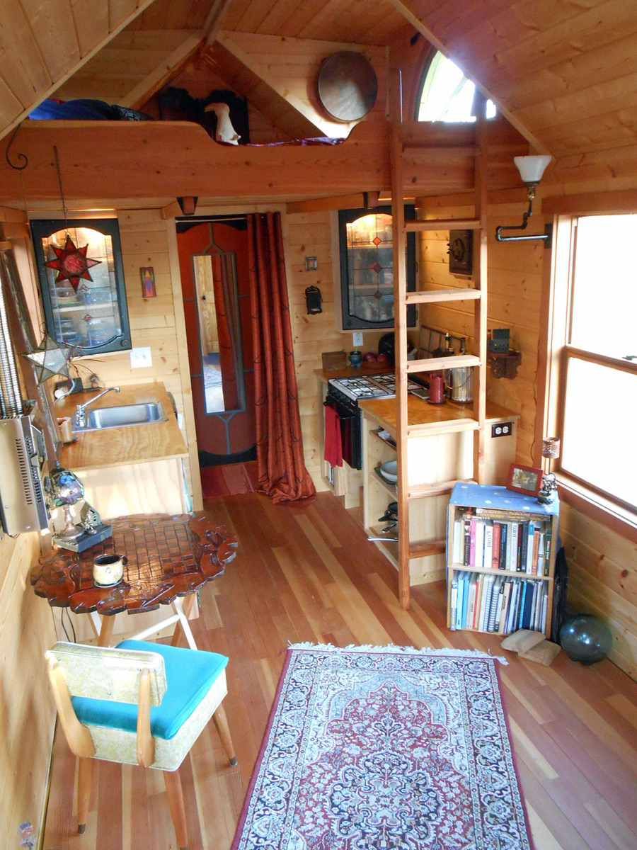 Divine Mighty Micro House Mighty Micro House Tiny House Swoon Tiny House Swoon Gen Tiny House Swoon Escape Cabin curbed Tiny House Swoon