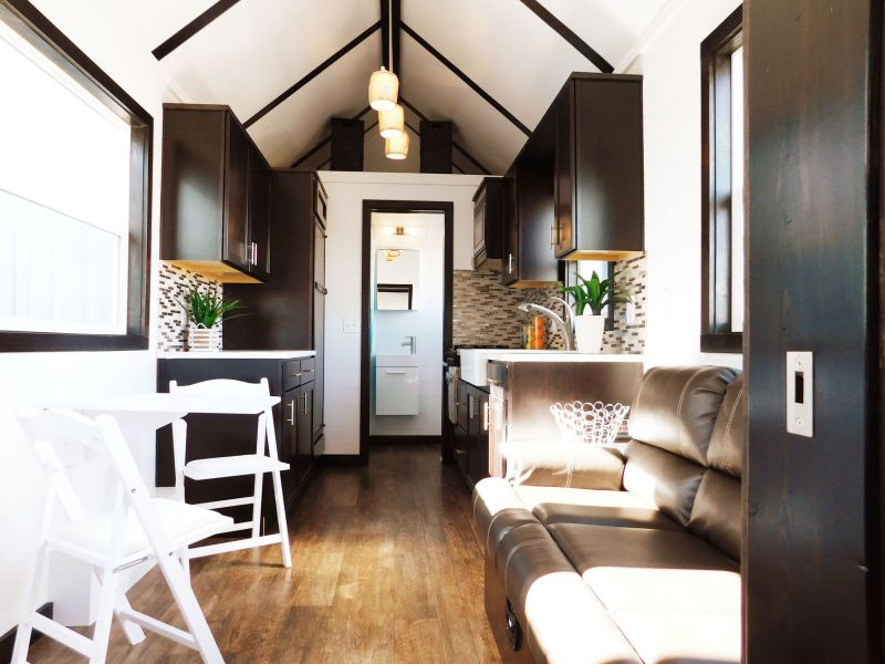Large Of Tiny House Kitchen