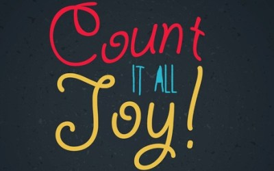VBlog: Count it All Joy