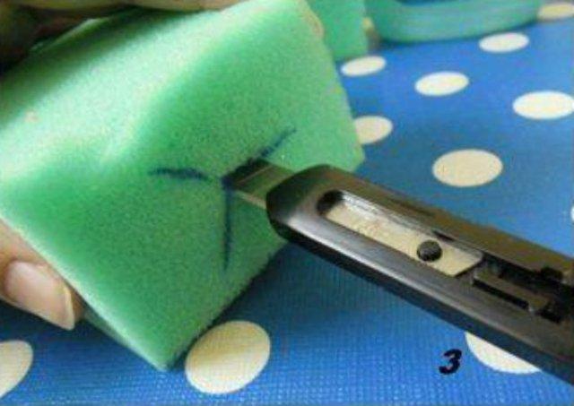 Nail Polish Remover Cut
