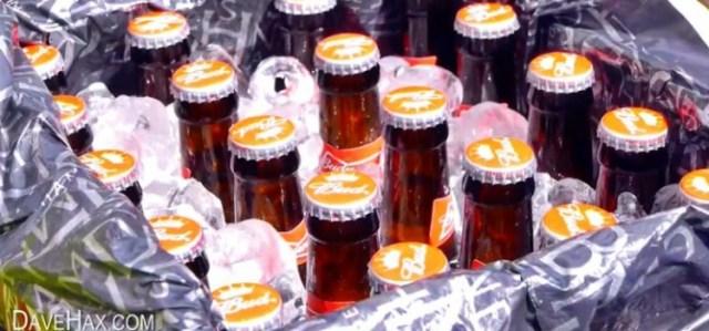 Simple Beer Cool Box