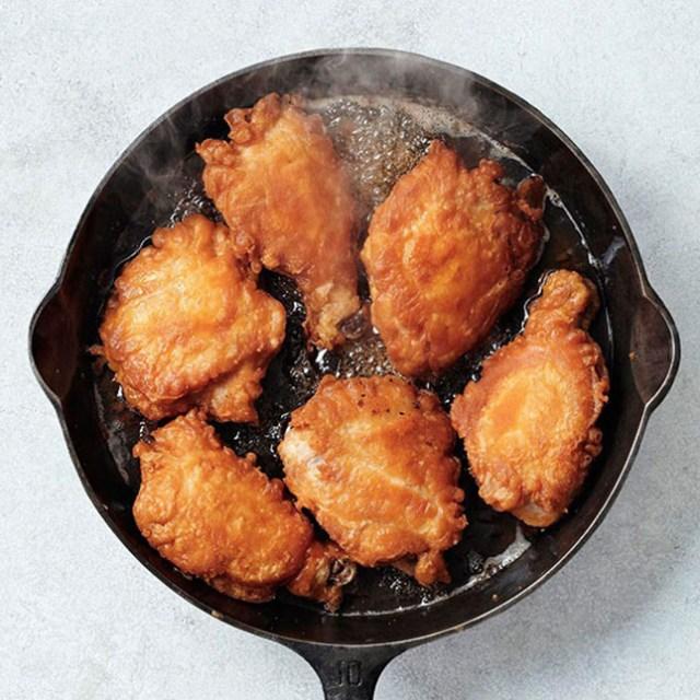 Fried Chicken Skillet
