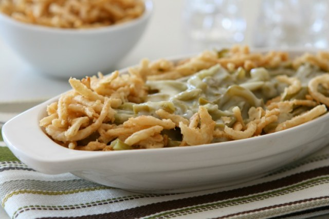 Green Bean Casserole Not For Pets