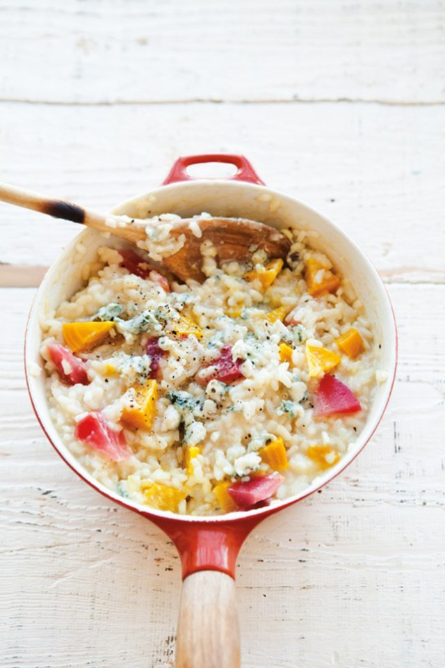 Risotto Skillet