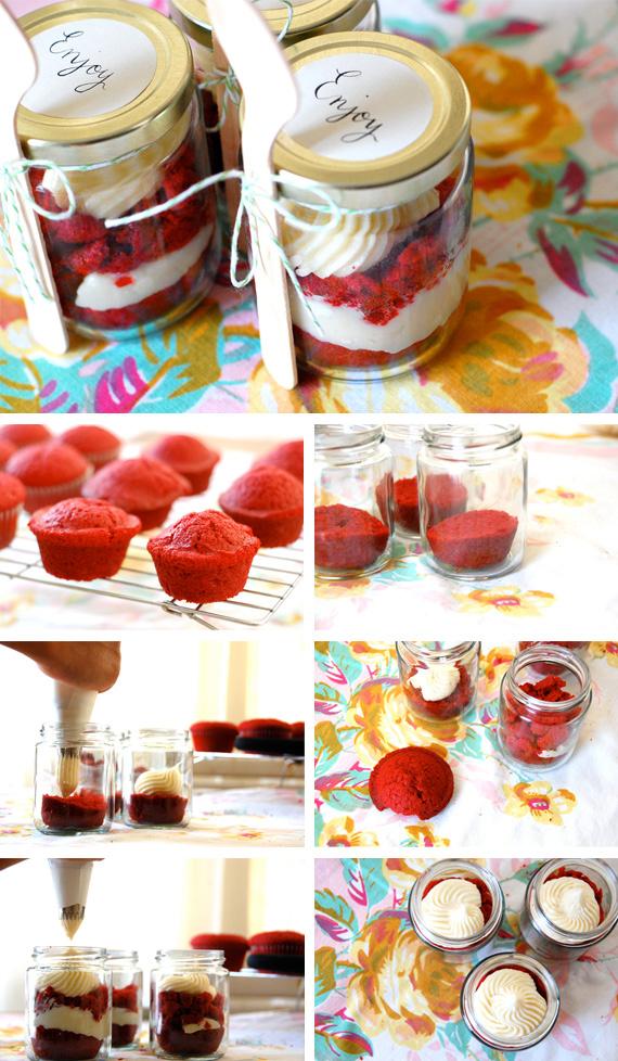 Jar Cupcake