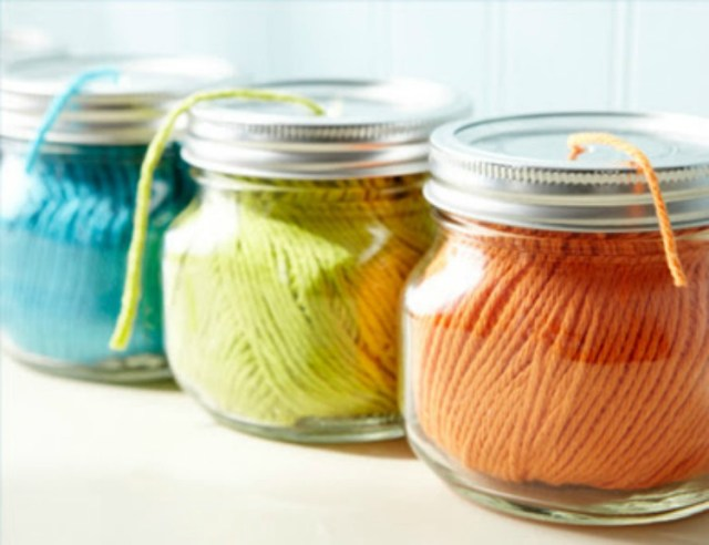 Jar Yarn Dispensers Edited