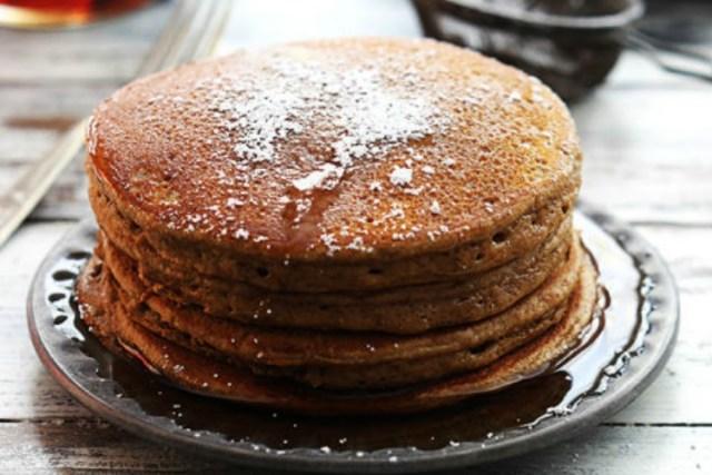 PancakesGingerbread