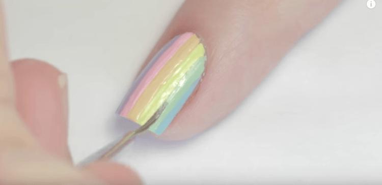 Pastel Nails Edited