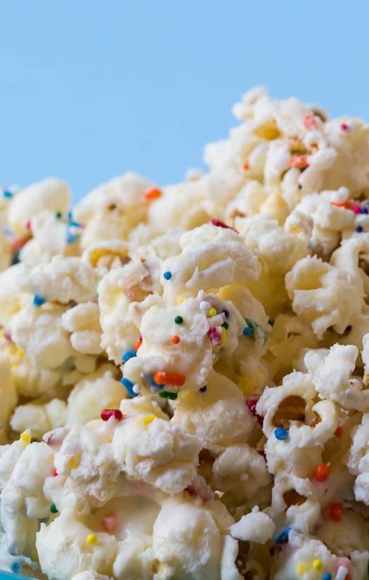 Cake Popcorn